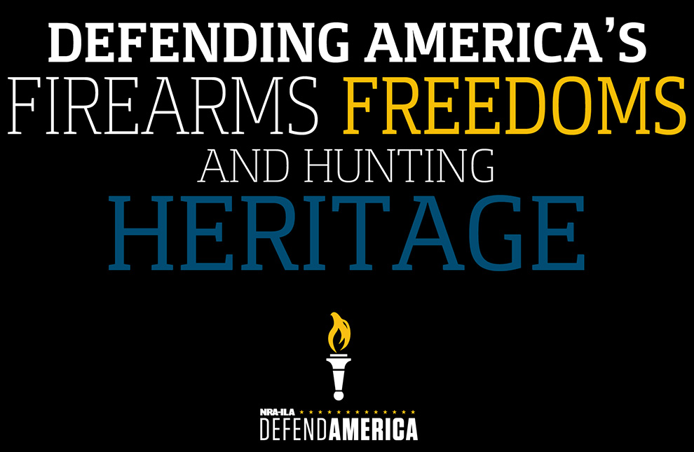Defending America's Firearms Freedoms